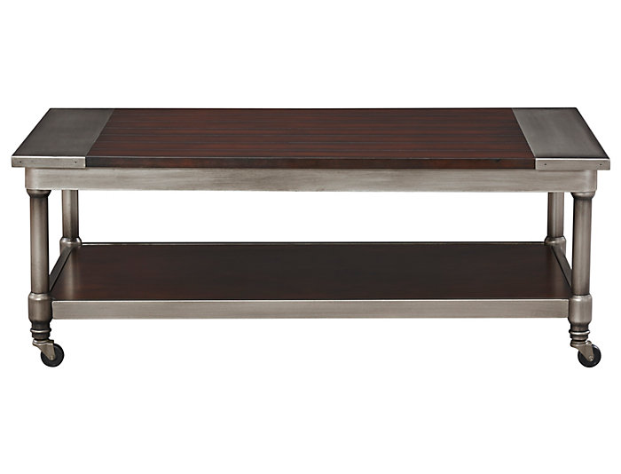 Great ... Hudson Coffee Table, Brown, , Large ...