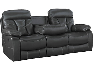 Peoria Reclining Sofa, , large