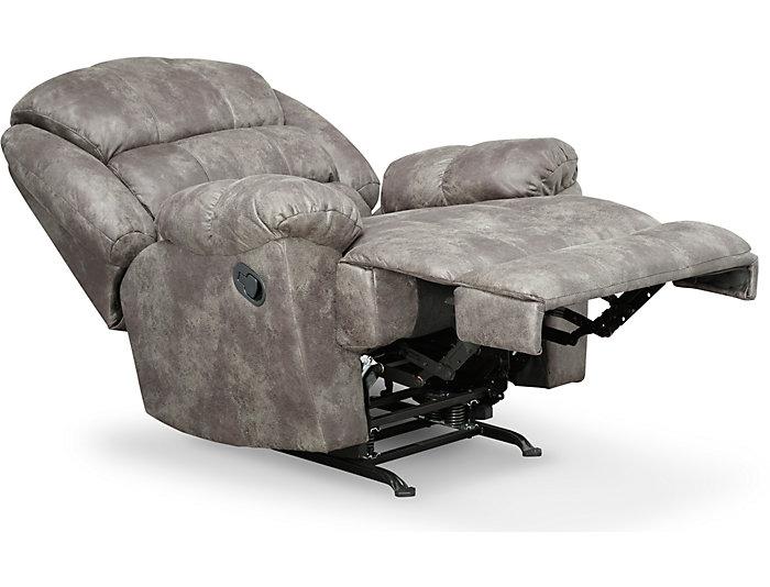Fabulous Garrett Rocker Recliner Art Van Home Machost Co Dining Chair Design Ideas Machostcouk