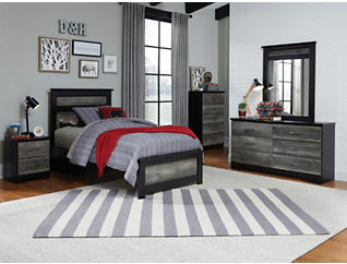 Brookfield Grey Chest, , large