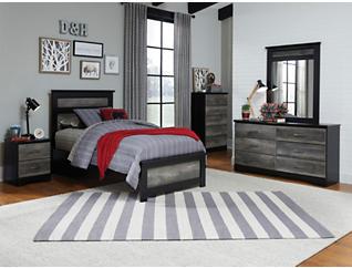 Brookfield Grey Dresser, , large