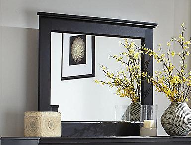 Haywood Mirror, Black, , large