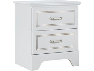 Claire 2-Drawer Nightstand, , large