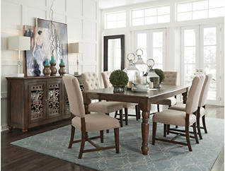 Paisley Ct. Dining Collection, , large