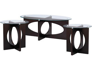 Dania 3PK Occasional Tables, , large