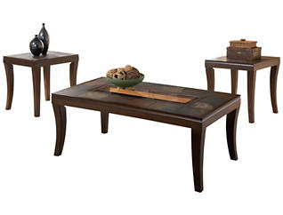 Laguna 3 Pack Occasional Tables, , large