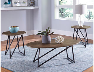 Orion 3 Pack Occasional Tables, , large