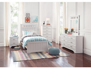 Claire 5-piece Full Bedroom Set, , large