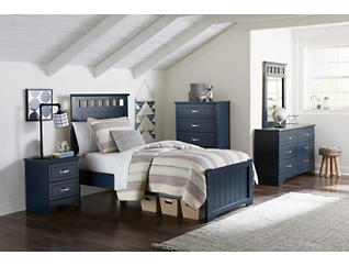 Clarke 3pc Twin Bedroom Set, , large