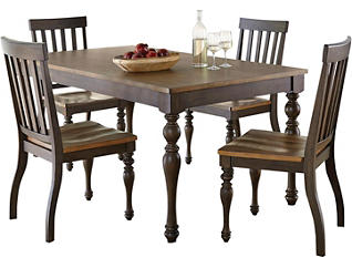 Dunmore Table & 4 Chairs, , large