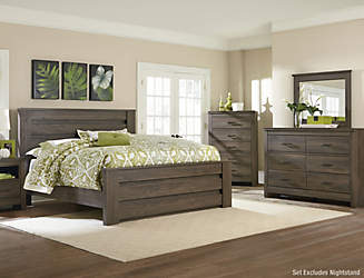 Haywood 6pc King Bedroom Set