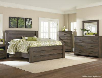 haywood 6pc queen bedroom set