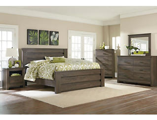Haywood 3pc Queen Bedroom Set, , large