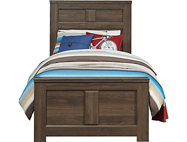 Haywood Twin Bed, , large