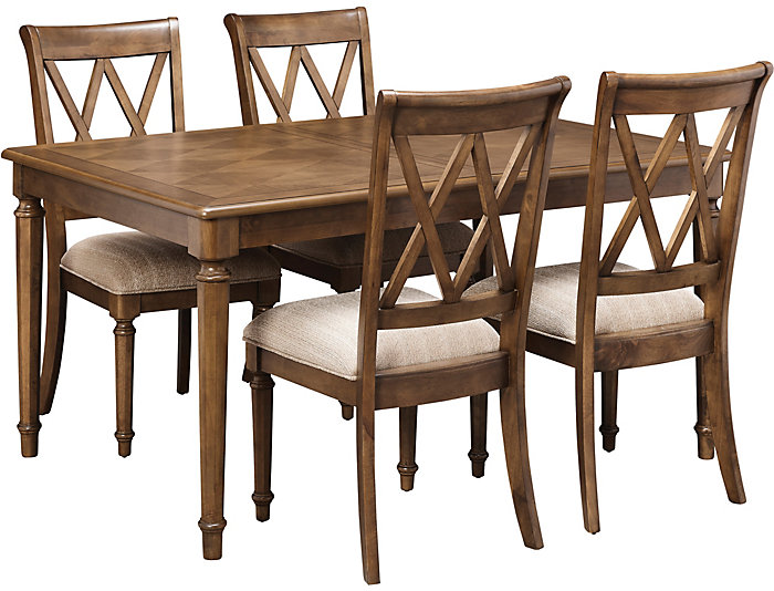 Rossmore Five Piece Dining Set