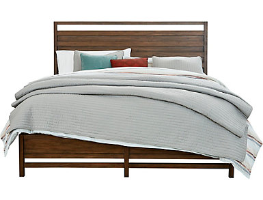 Thomas Queen Bed, , large