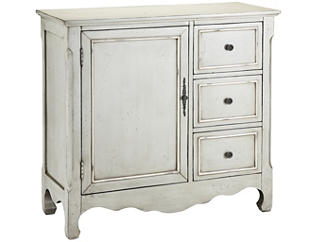 Cheasapeake Accent Cabinet, Grey, , large