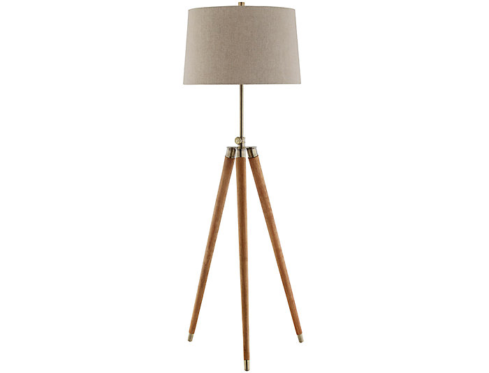 Dreyer Tripod Floor Lamp, , large