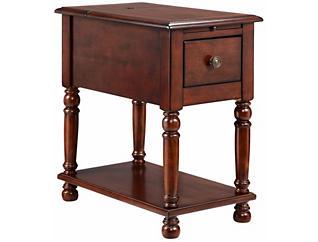 Eldora accent table, , large