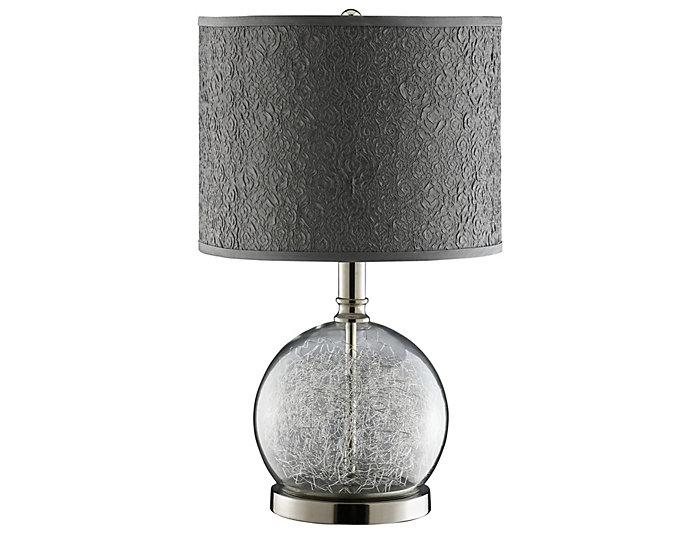 Filament Glass Table Lamp, , large