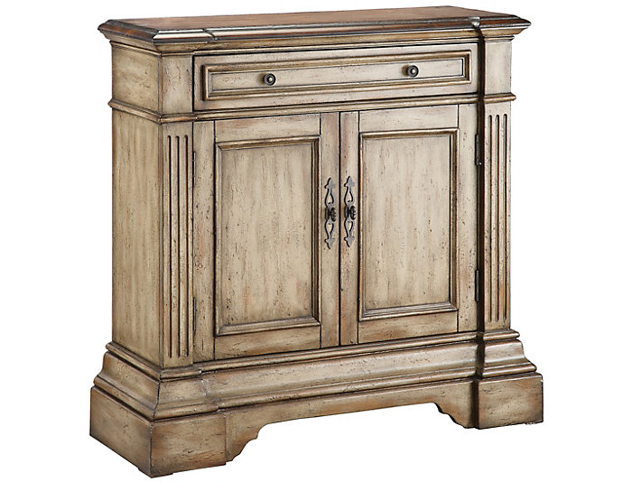 Gentry Accent Cabinet, Cream, , large