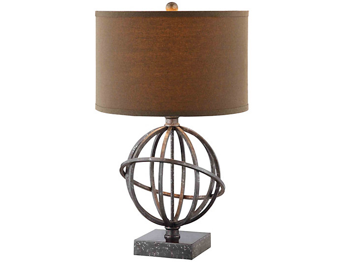 Lichfield Metal Table Lamp, , large