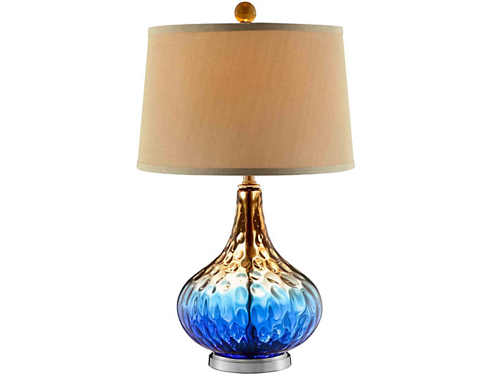 Shelleu Glass Table Lamp, , large