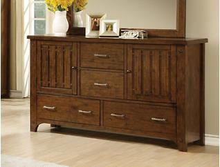 Mustang Dresser, , large