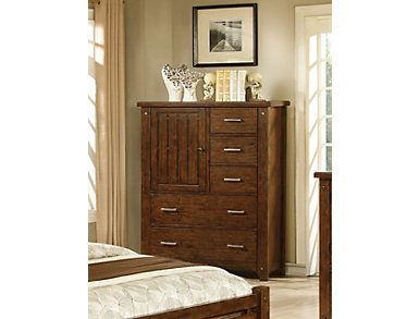 Mustang Chest, , large