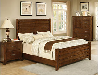 Mustang King Bed, , large