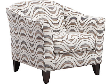 My Sofa II Accent Chair, Cream, , large