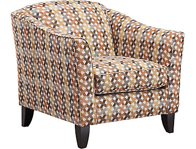 My Sofa II Accent Chair, Melon, , large