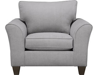 Oliver Grey Chair, , large