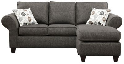 Alfresco II Sofa Chaise, Ash, swatch