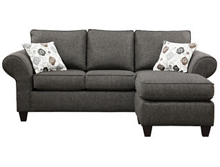 Alfresco II Sofa Chaise, Ash, Ash, large