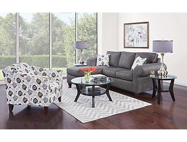 Alfresco II Ash Sofa Chaise, , large