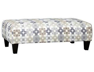 My Sofa Cocktail Ottoman, Grey/Beige, Grey/Beige, large