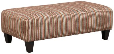My Sofa Cocktail Ottoman, Rose, swatch