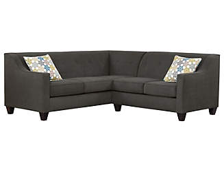 Axis Sectional Collection  sc 1 st  Art Van : axis sectional sofa - Sectionals, Sofas & Couches