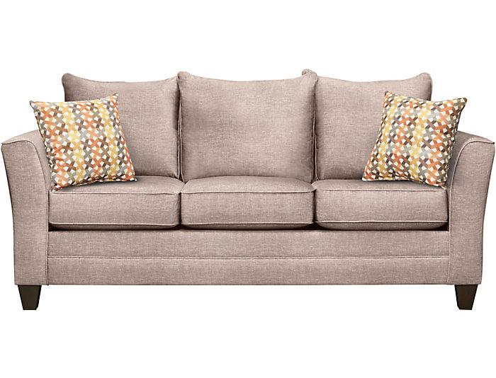 Superbe Fallon Sand Sofa, , Large