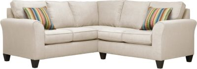 Oliver Sectional, Beige/Rain, swatch