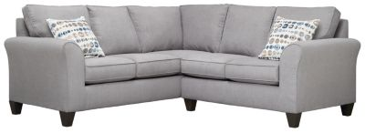 Oliver Sectional, Grey/Marble, swatch
