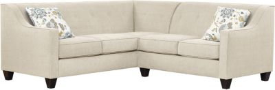 Axis Sectional, Beige/Aloe, swatch