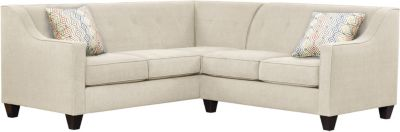 Axis Sectional, Beige/Canyon, swatch