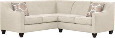 Axis Sectional, Beige/Marmalade, swatch