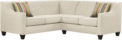 Axis Sectional, Beige/Rain, swatch