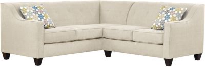 Axis Sectional, Beige/Tidal, swatch
