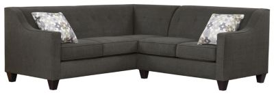 Axis Sectional, Charcoal/Moonstone, swatch