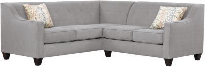 Axis Sectional, Grey/Canyon, swatch
