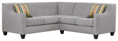 Axis Sectional, Grey/Rainbow, swatch